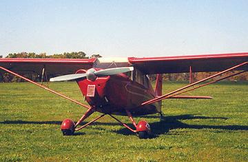1940 Aeronca 65CA