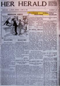 06-05-1914 Mausoleum Dedications
