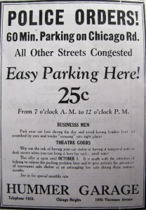 1927 Hummer Garage