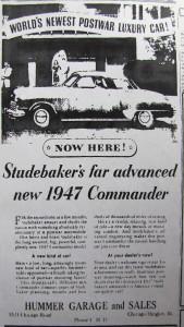 1946 Hummer Garage