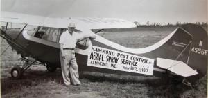 Walter Thielman, 1949 Aeronca # N4556E