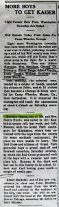6-27-1918 More Boys to Get Kaiser