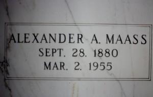 Alexander A. Maass
