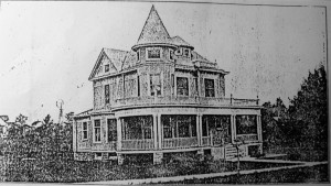 Arthur Struve Residence, Beecher
