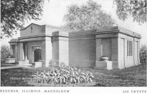 Century Old Mausoleum