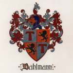 Bahlman Coat of Arms