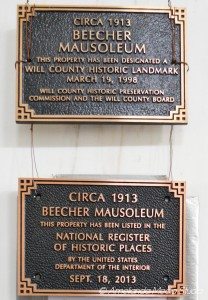 Beecher Mausoleum Fall Festival 2014