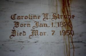 Caroline L Struve
