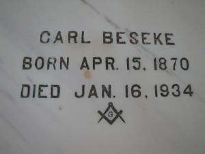 CARL BESKE