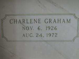 CHARLENE GRAHAN