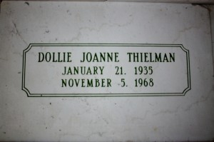 Dollie Joanne Thielman
