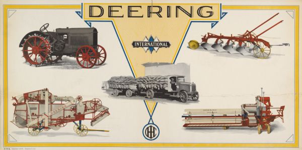 Deering equipment