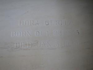 DORA GURITZ