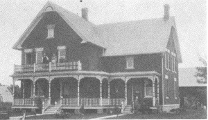 Dr. Mileys house built 1901