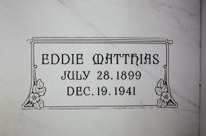 Eddie Matthias