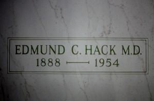 Edmund C. Hack