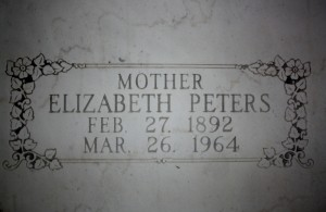 Elizabeth Peters