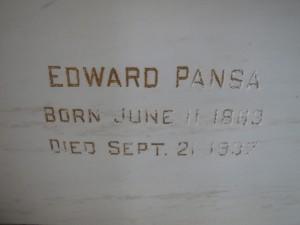 EDWRAD PANSA