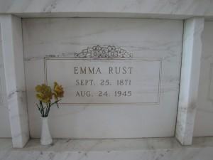 EMMA RUST