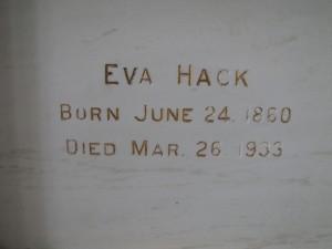EVA HACK