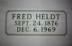 Fred Heldt