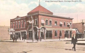 First National Bank Chicago Heights