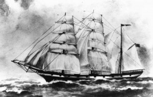 German immigrant ships