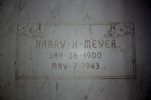 Harry H. Meyer