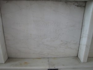 Henry C. Wilkening