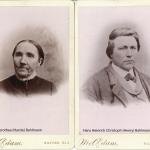 Hans Heinrich Christoph (Henry) & Dorothea (Harste) Bahlman resized