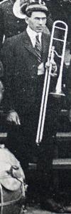 Henry Wegert. Trombone