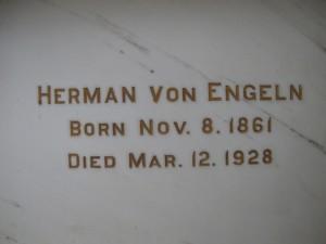 HERMAN VON ENGELN