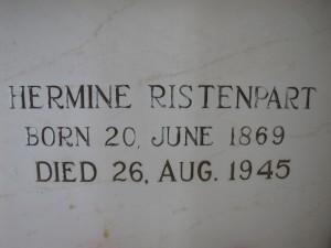 HERMINE RISTENPART