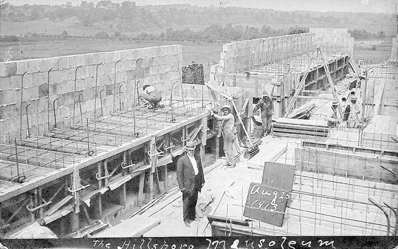 Hillsboro MAUSOLEUM_1913