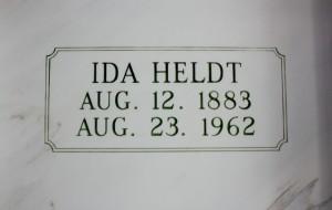 Ida Heldt