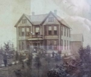 Joseph Cloidt's home in Sollitt, IL