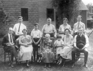 Kilborn Family before 1919
