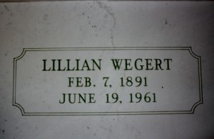 Lilliam Wegert