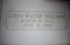 Loren Walter Thielman