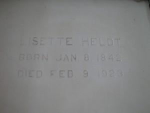 LISETTE HELDT