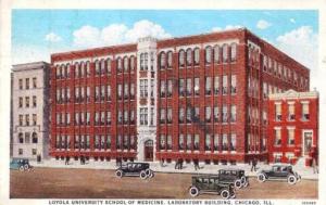Loyola School of Medicine 1911