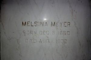 Melsina Meyer