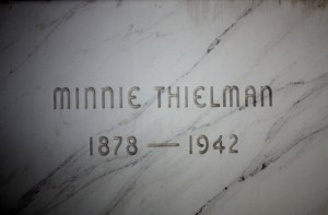 Minnie Thielman
