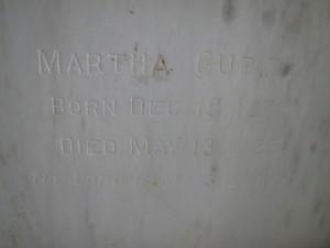 MARTHA GURITZ