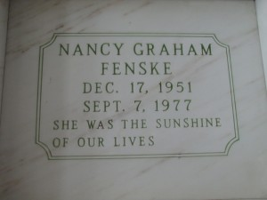 NANCY GRAHAM FENSKE