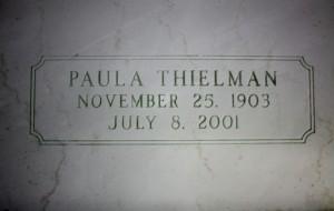Paula M. Thielman
