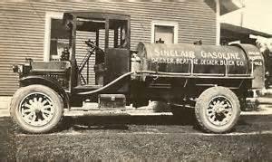 Sinclair truck