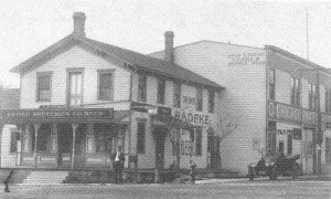 The Old Stage Tavern