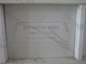 THOEDORE HANK