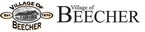 Village of Beecher logo